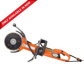 Electric Cut-N-Break Concrete Saws - 9""