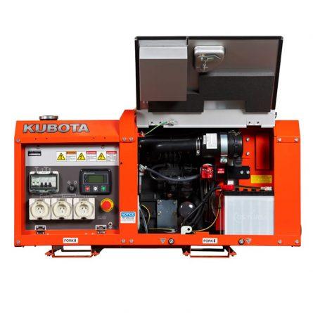 8kva Diesel Generator Cab Open