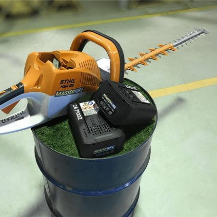 Battery Powered Cordless Hedge Trimmer
