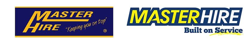 Master Hire Logo Comparison