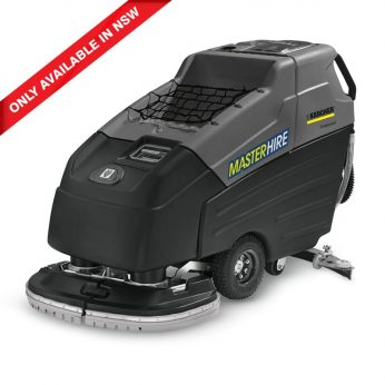 Walk Behind Floor Scrubbers - Twin Head