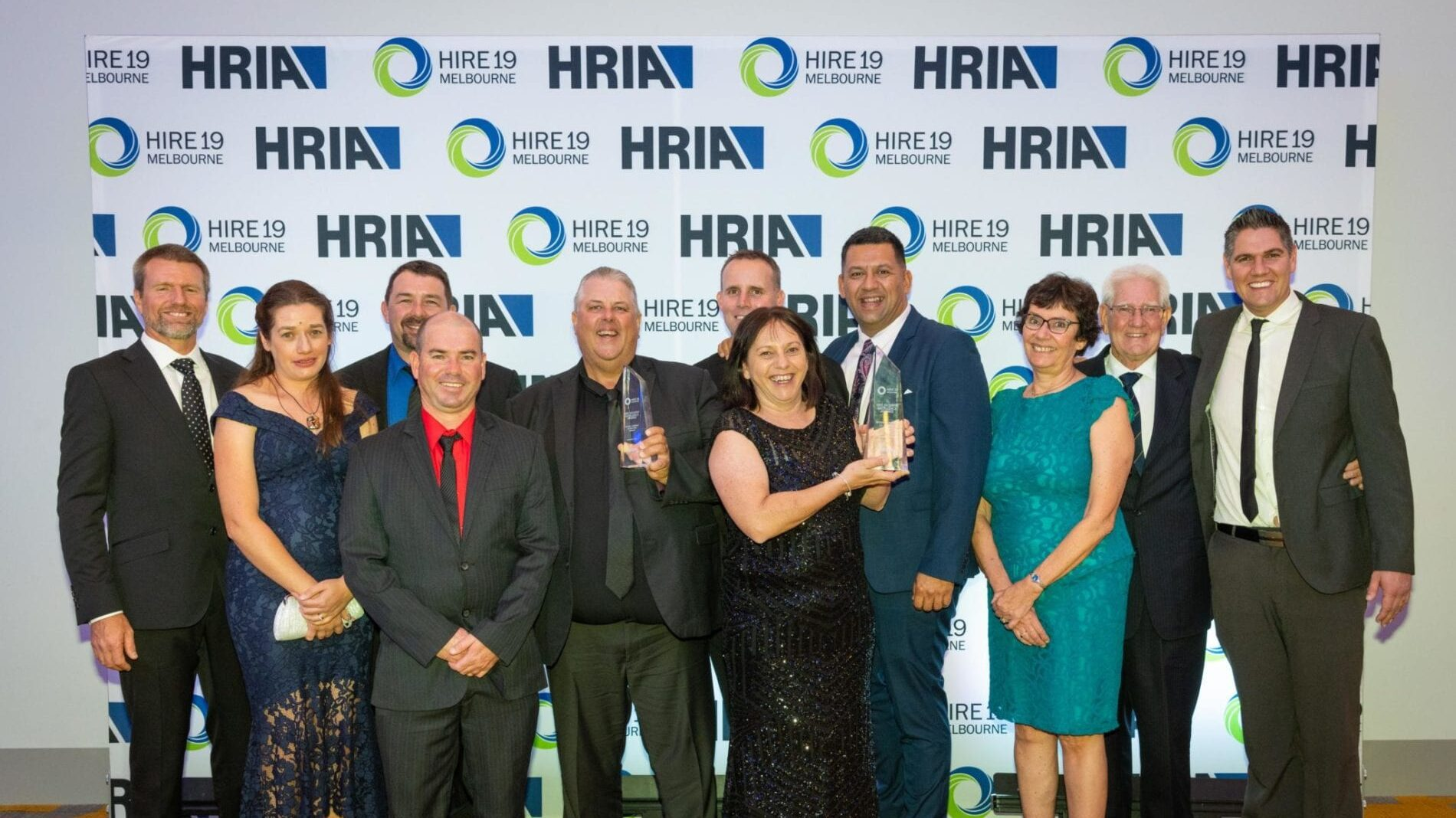 Master Hire Team 2019 Rental Company of the Year