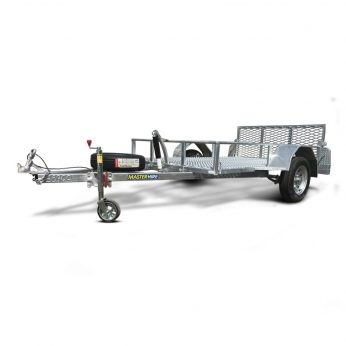 Small Equipment Trailer