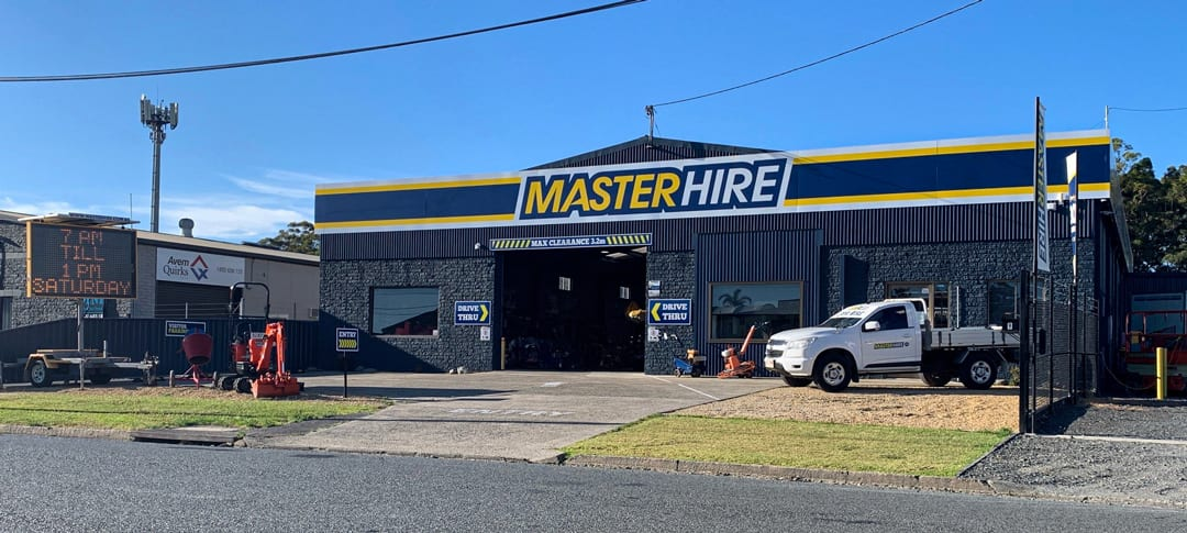 Equipment Hire Company in Coffs Harbour
