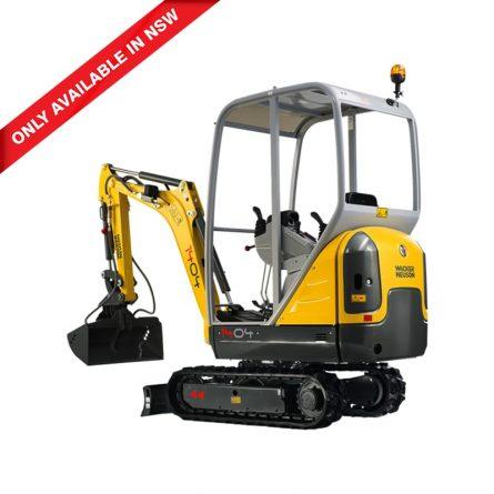 1.5t Mini Excavators