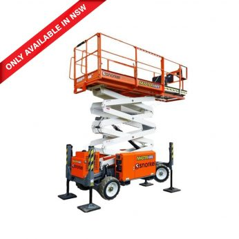 27ft Scissor Lifts - Narrow