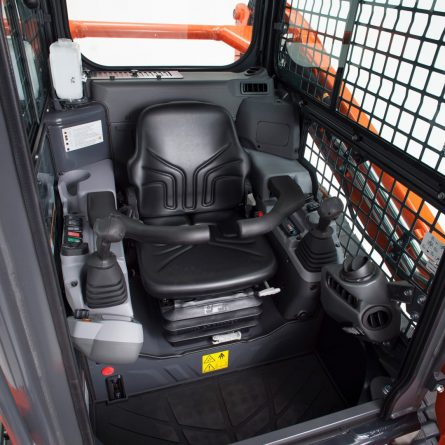 3.8t Tracked Loader Seat and Arm Rests