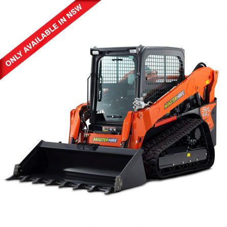 3.8t Tracked Loader